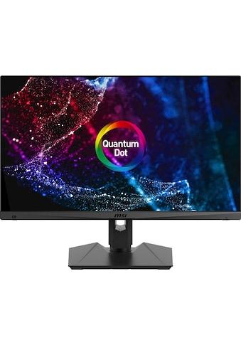 "MSI Gaming-Monitor »Optix MAG274QRF QD«, 69 cm/27 "", 2560 x 1440 px, WQHD, 1 ms Reaktionszeit, 165 Hz kaufen"