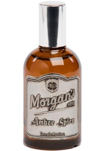 "Morgan's Eau de Parfum ""Amber Spice"" kaufen"
