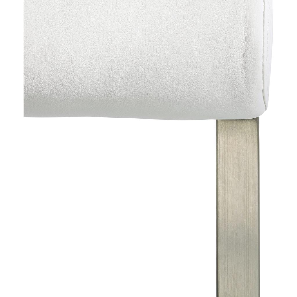 MCA furniture Freischwinger »Arco«, 2er-, 4er-, 6er-Set, Stuhl belastbar bis 130 Kg