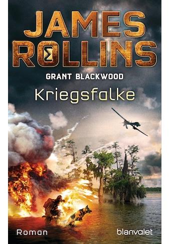 Buch »Kriegsfalke / James Rollins, Norbert Stöbe« kaufen