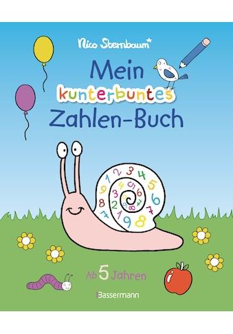 Buch »Mein kunterbuntes Zahlen-Buch. Spielerisch die Zahlen von 1 bis 20 lernen. / Nico Sternbaum« kaufen