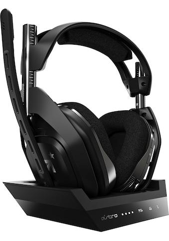 ASTRO Gaming-Headset »A50 Gen4 Xbox One«, Rauschunterdrückung, Dolby Audio, für PS5,... kaufen