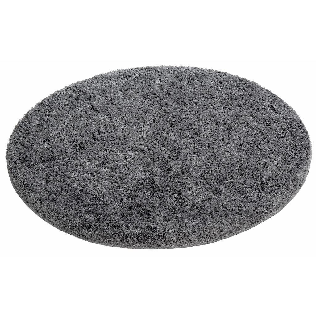 Bruno Banani Badematte »Lana«, Höhe 25 mm, rutschhemmend beschichtet, fußbodenheizungsgeeignet