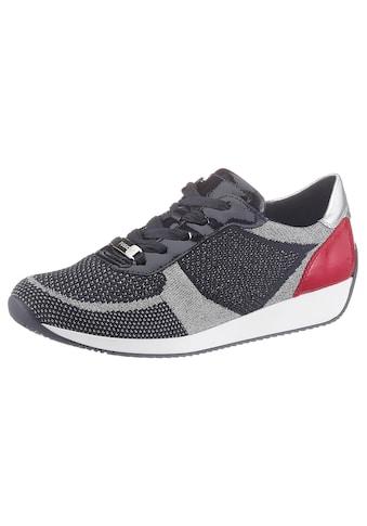 Ara Sneaker »LISSABON«, im Materialmix kaufen