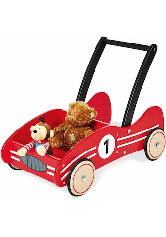 Pinolino® Lauflernwagen »Kimi, rot« kaufen