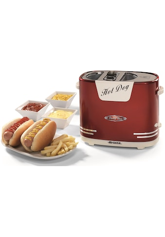Ariete Hotdog-Maker »186 Party Time«, 650 W kaufen