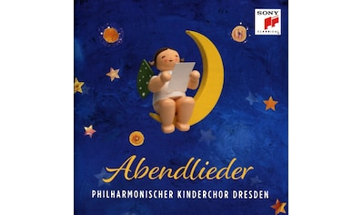 Musik-CD »Abendlieder/Night-Time Songs / Philharmonischer Kinderchor Dresden« kaufen