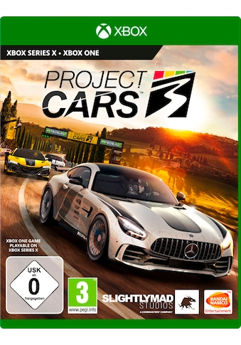 BANDAI NAMCO Spiel »Project Cars 3«, Xbox One kaufen