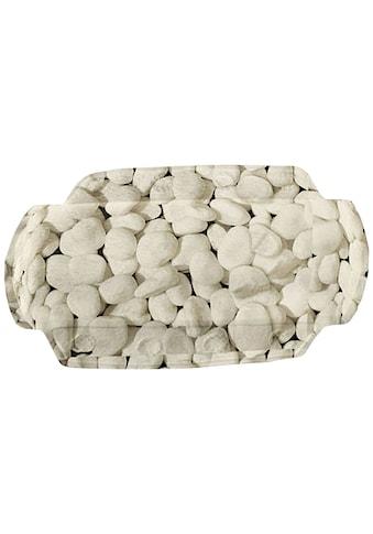 Kleine Wolke Nackenkissen »Stone«, hochwertiges Nackenpolster kaufen