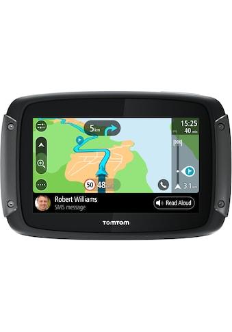 TomTom Navigationsgerät »RIDER 500 Europe«, Motorrad-Navigationsgerät kaufen