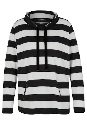 FRAPP Sweatshirt, mit Streifen kaufen