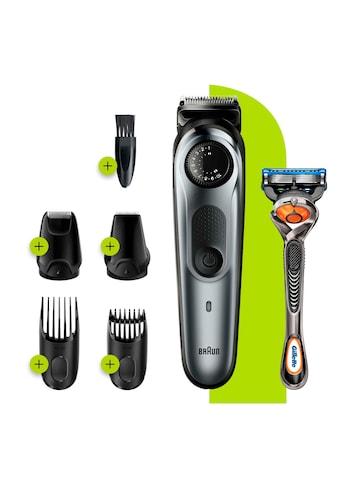 Braun Haar- und Bartschneider »BT7220«, 39 Längeneinstellungen kaufen