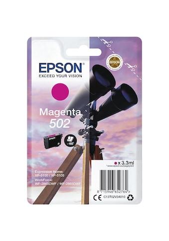 Epson Tintenpatrone - magenta kaufen