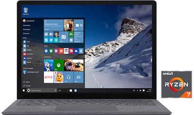 """Microsoft Notebook »Surface Laptop 4«, (34,29 cm/13,5 """" AMD Ryzen 5 Radeon™\r\n 256 GB... kaufen"""