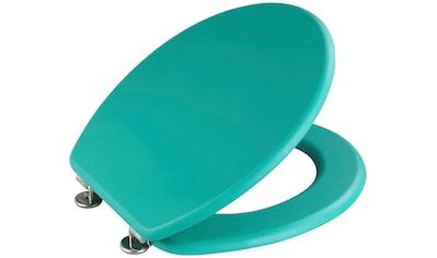 WENKO WC - Sitz »Prima Hellblau matt« kaufen