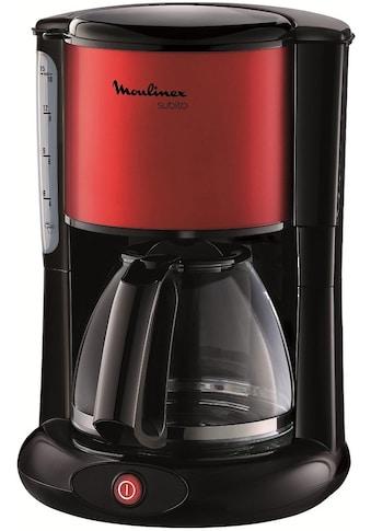 Moulinex Filterkaffeemaschine FG360D Subito, Papierfilter 1x4 kaufen