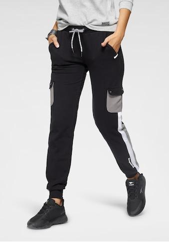 KangaROOS Jogger Pants, mit angesagten Pattentaschen am Bein kaufen