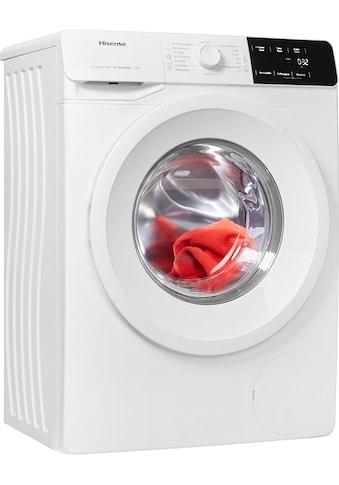 Hisense Waschmaschine, WFGE70141VM/S, 7 kg, 1400 U/min kaufen