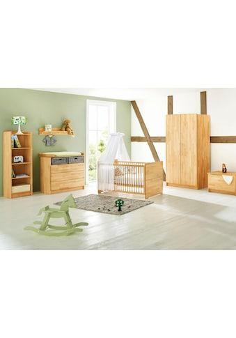Pinolino® Babyzimmer-Komplettset »Natura«, (Set, 3 St.), breit; mit Kinderbett,... kaufen