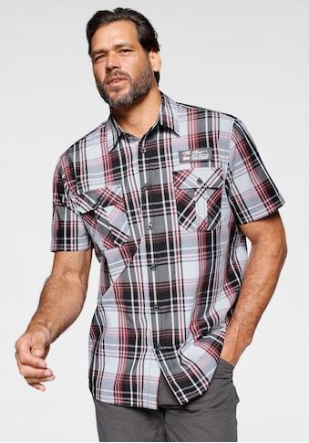 Man's World Kurzarmhemd, mit zwei Brusttaschen kaufen