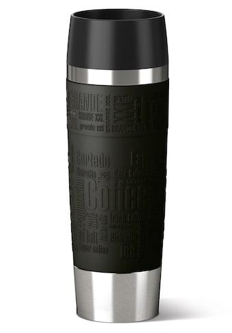 Emsa Thermobecher »Travel Mug Grande«, (1 tlg.), Edelstahl, 500 ml Inhalt, 100% dicht,... kaufen
