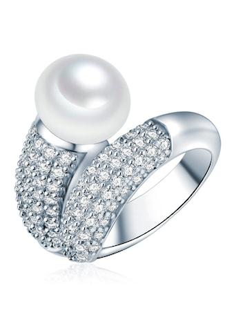 Valero Pearls Perlenring »X714«, (1 tlg.), aus Süßwasser-Zuchtperlen kaufen