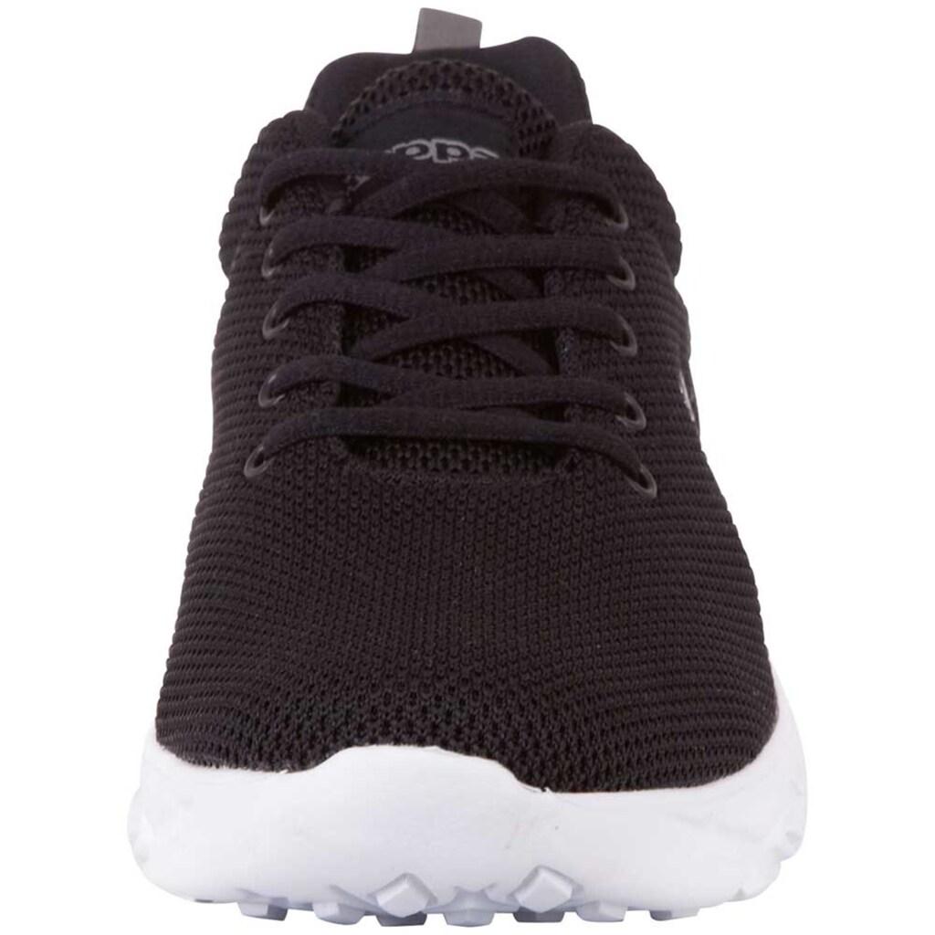 Kappa Sneaker »CLIFFIN KNT XL«, in Übergröße erhältlich
