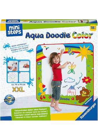 Ravensburger Kreativset »ministeps® Aqua Doodle® XXL Color«, Made in Europe; FSC® -... kaufen