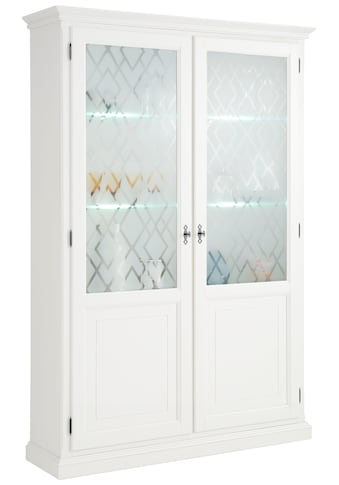 Premium collection by Home affaire Vitrine »Kodia«, 2-türig, inklusive LED Beleuchtung kaufen