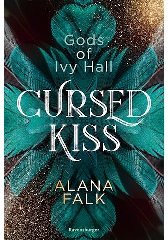 Buch »Gods of Ivy Hall, Band 1: Cursed Kiss / Alana Falk« kaufen