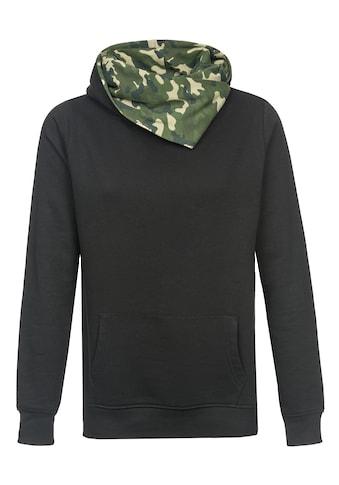 Nastrovje Potsdam Kapuzensweatshirt »Nastrovje Potsdam Schalkragen Army Hoodie« kaufen