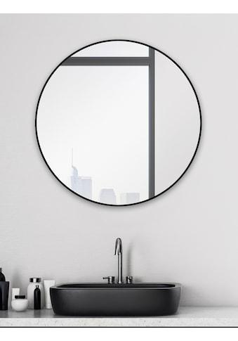 Talos Badspiegel »Black Circle«, (Komplett-Set) kaufen