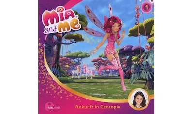 Musik-CD »(1)Orig.Hörspiel z.TV-Serie-Ankunft In Centopia / Mia And Me« kaufen