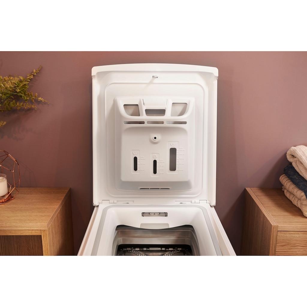 BAUKNECHT Waschmaschine Toplader »WAT Prime 550 SD«, WAT Prime 550 SD