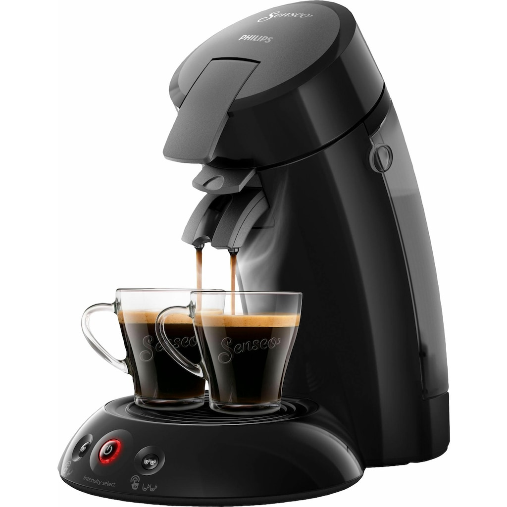 Senseo Kaffeepadmaschine HD6554/68 New Original