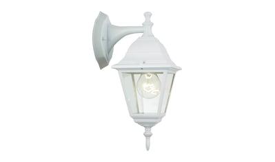 Brilliant Leuchten Newport Außenwandleuchte hängend weiß kaufen