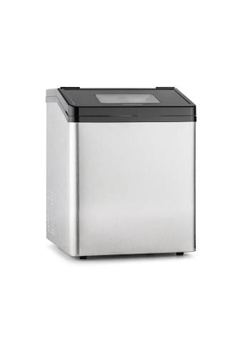 Klarstein Eiswürfelmaschine Ice Maker Eiswürfelbereiter 450W 30 kg/Tag »Powericer« kaufen