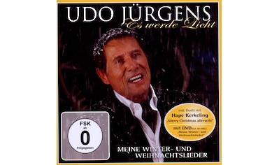 Musik-CD »Es Werde Licht-Meine Winter-+Weihnachtslieder / Jürgens,Udo« kaufen