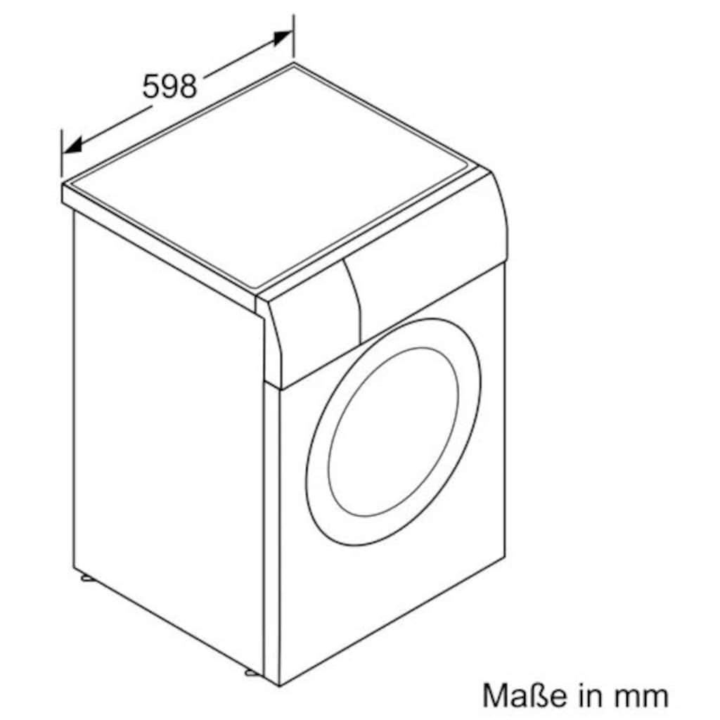 BOSCH Waschmaschine »WAV28G40«, WAV28G40, 9 kg, 1400 U/min