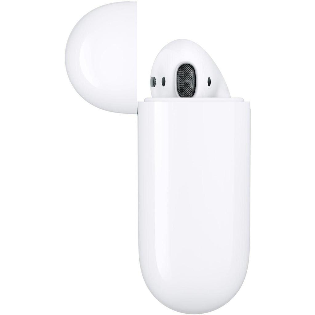 Apple In-Ear-Kopfhörer »AirPods mit Ladecase (2019)«, Bluetooth, Sprachsteuerung