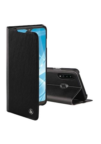 """Hama Handytasche »Smartphone-Booklet Tasche«, """"Slim Pro"""" für Samsung Galaxy A20s, Schwarz kaufen"""