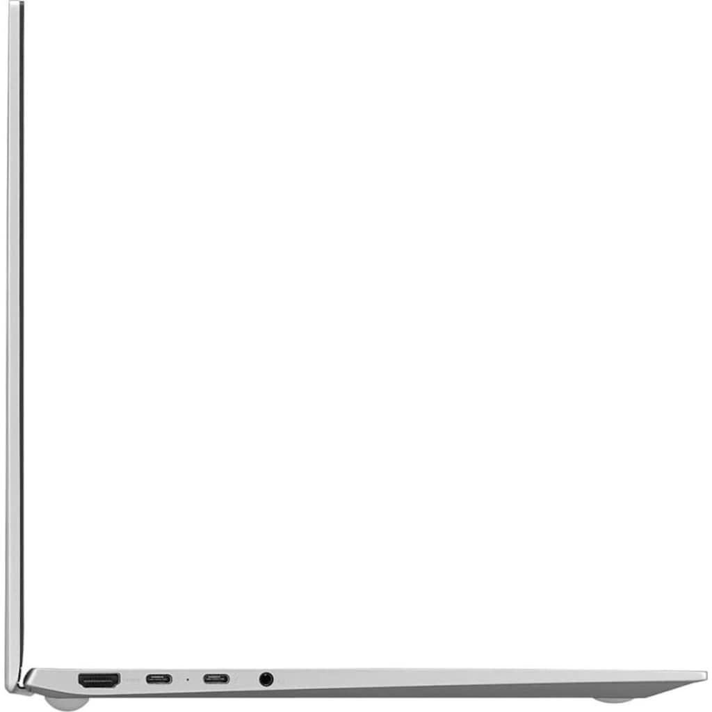 "LG Notebook »Gram 15Z90P-G.AA79G«, (39,6 cm/15,6 "" Intel Core i7 Iris© Xe Graphics\r\n 1000 GB SSD), Kostenloses Upgrade auf Windows 11, sobald verfügbar"