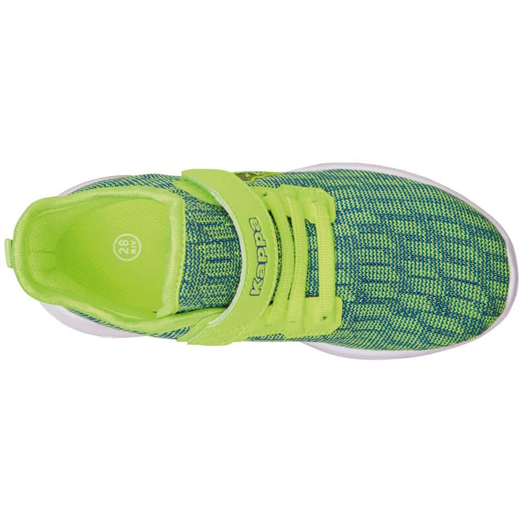 Kappa Sneaker »GIZEH KIDS«, mit besonders leichter Sohle
