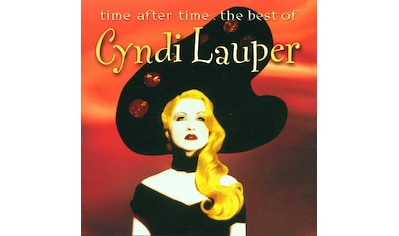Musik-CD »TIME AFTER TIME: THE BEST OF / LAUPER, CYNDI« kaufen