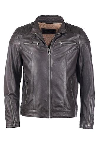 JCC Bikerlederjacke mit zwei Brusttaschen »51167« kaufen