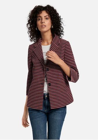 MYBC Jackenblazer »Jersey-Blazer mit 3/4-Arm« kaufen