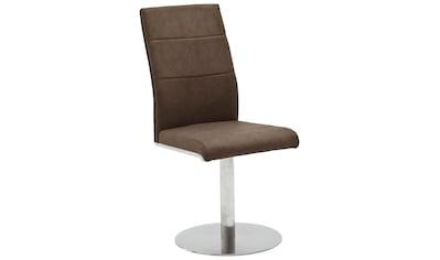 """MCA furniture Esszimmerstuhl """"Flores A Tellerfuß"""" kaufen"""