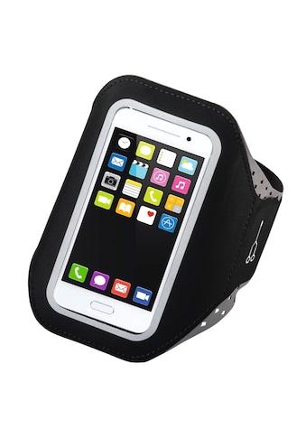 """Hama Sport - Armband """"Running"""" für Smartphones, Größe XXL »Schwarz« kaufen"""