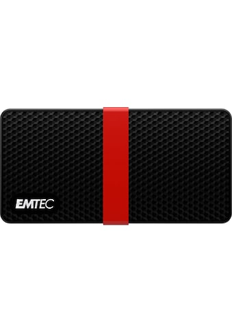 EMTEC externe SSD »X200 Portable SSD« kaufen