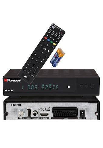 Opticum Red SAT-Receiver »AX 300 VFD« kaufen